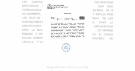 Informacion elex 2015